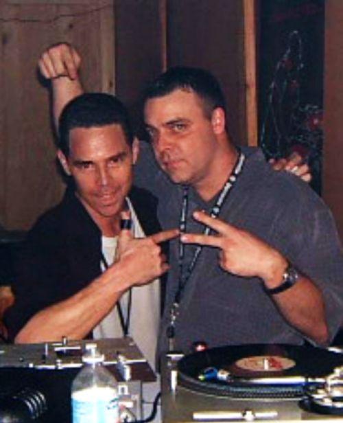 Rob + DJ Son of Sam