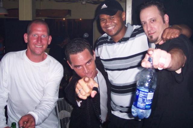 Space Junkie + DJ Sudario